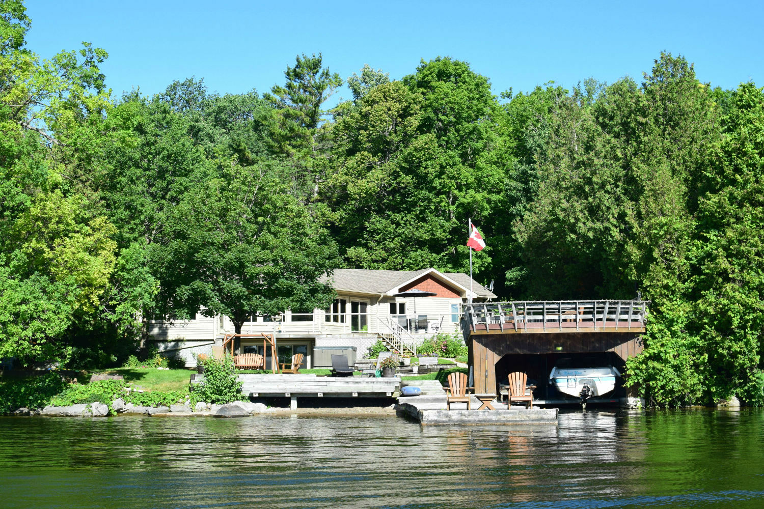 Executive Home on Clear Lake