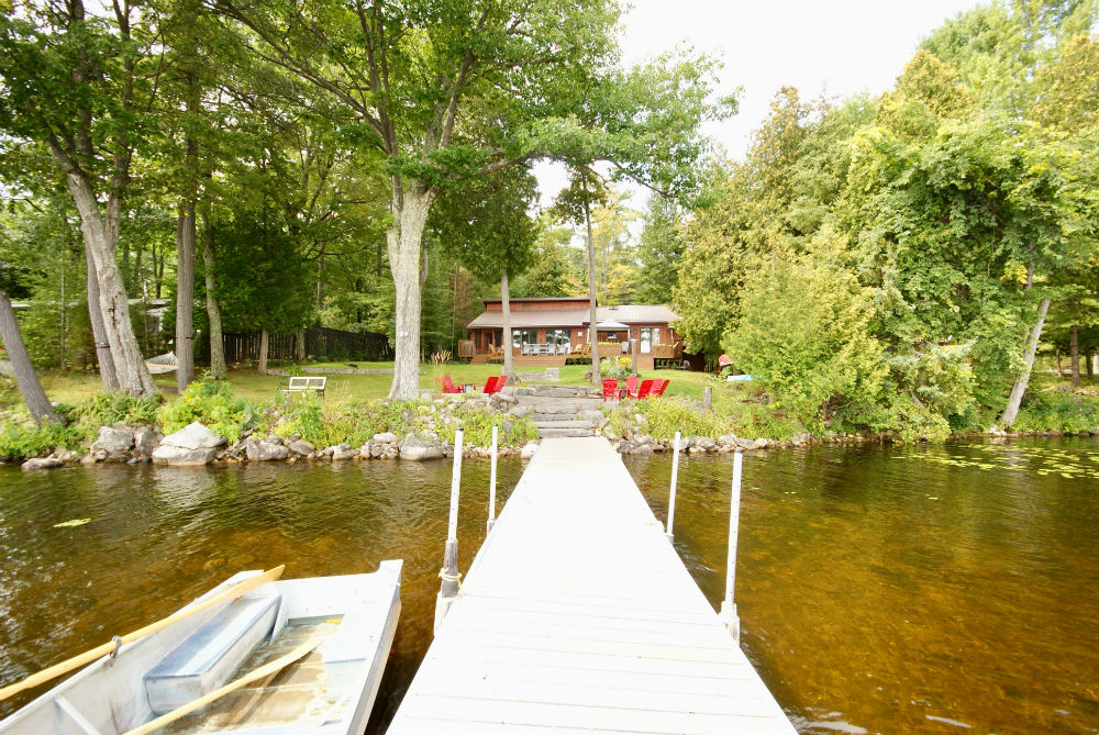 Belmont Lake Cottage