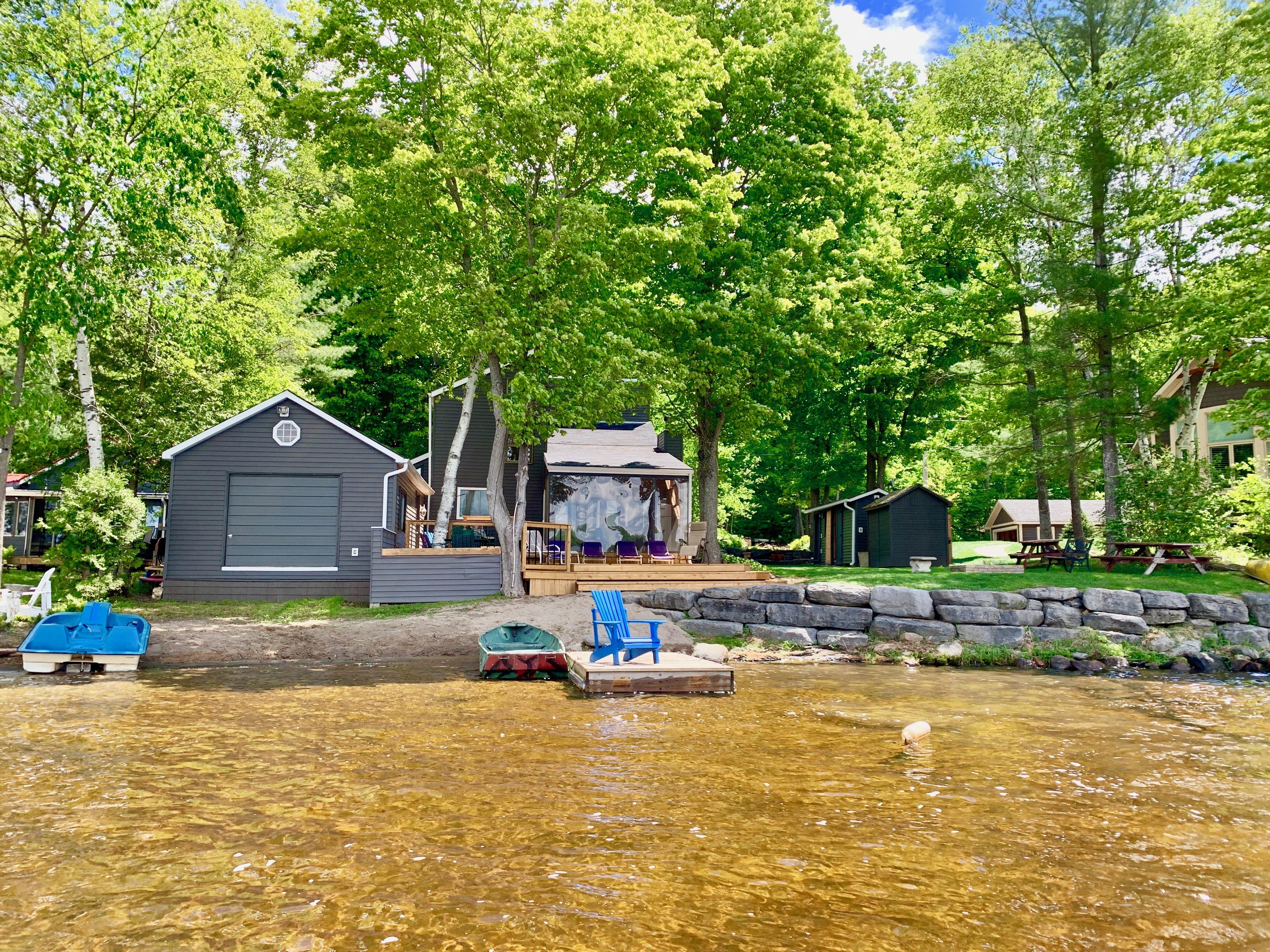 Cordova Lake House
