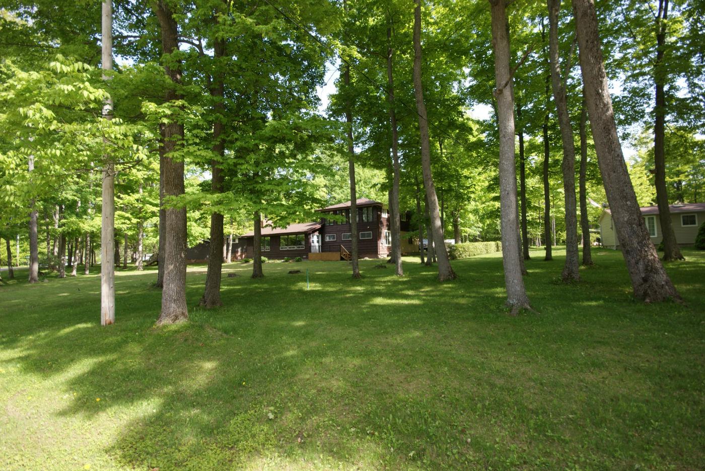 Mallard Manor On Buckhorn Lake – For Sale