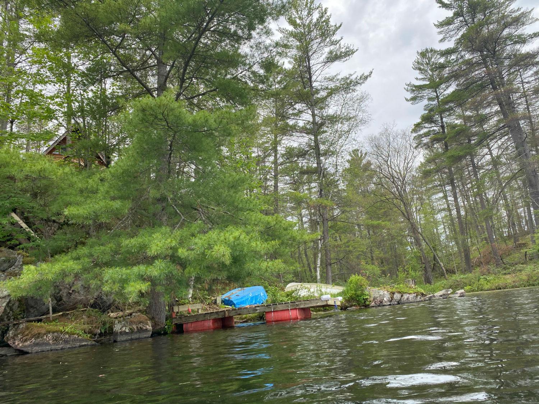 Racoon Lake Retreat