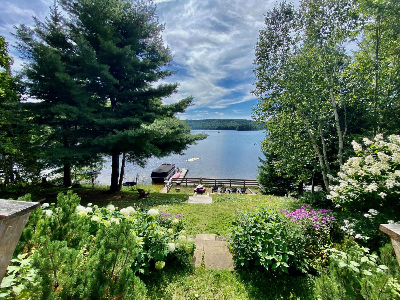 Picturesque Paint Lake Cottage